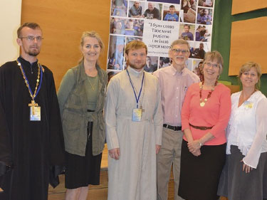 Представники Соціальних відділів УПЦ взяли учать у міжнародному проекті «Зцілення травм»