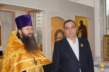 Видатний хірург отримав нагороду Святого єпископа-хірурга